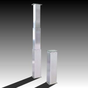 Telescopic Lifting Columns